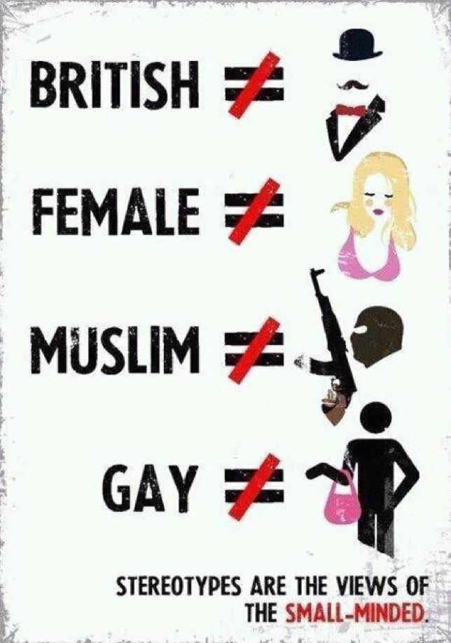Stereotype Exam...